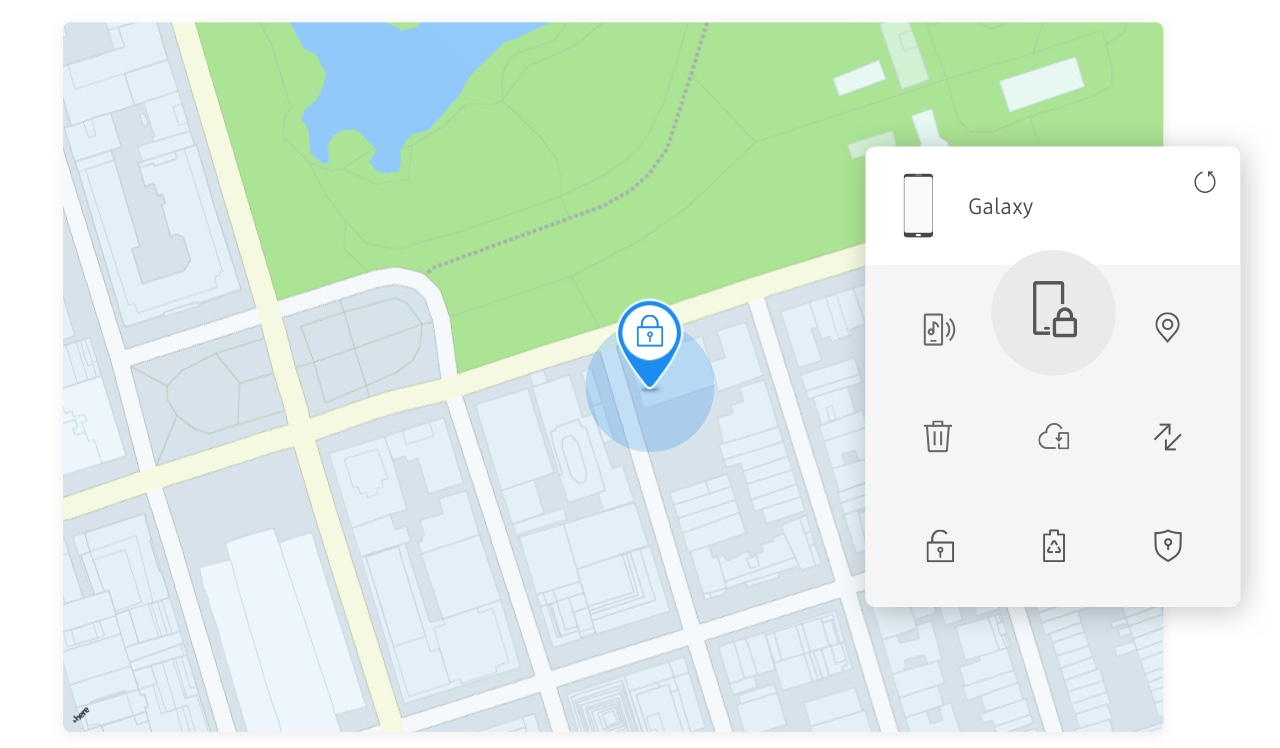 Find an Android Phone via Google's Find Your Phone